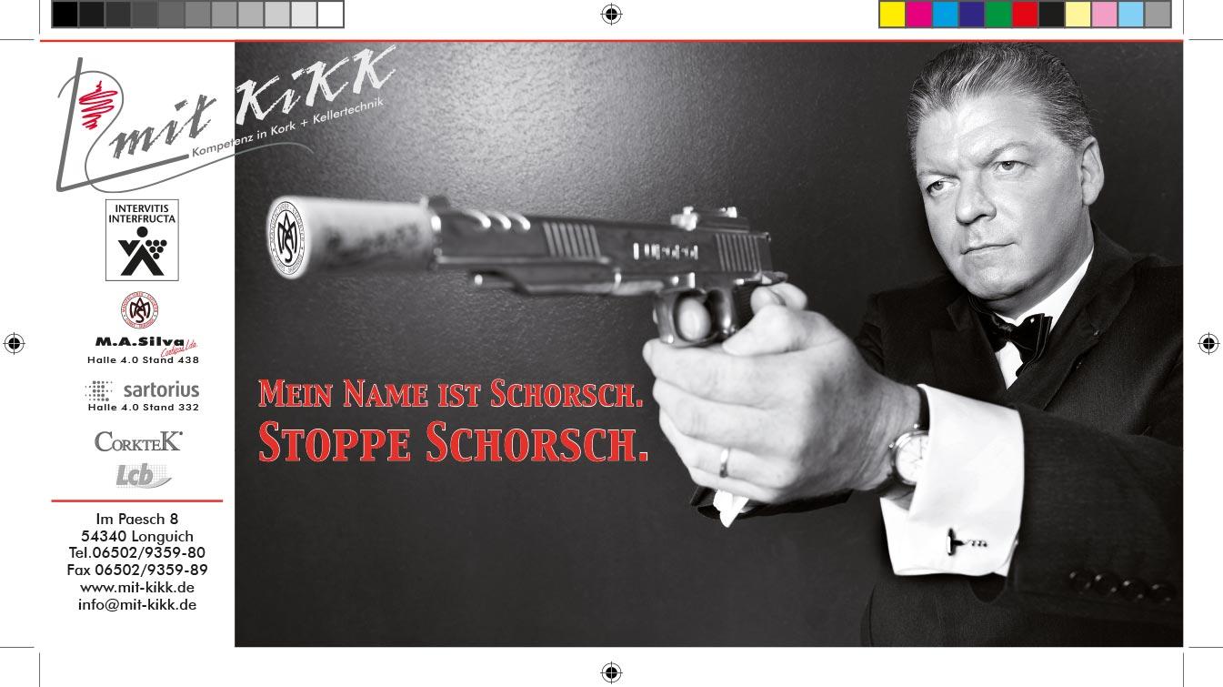 Webekampagne für Mit Kikk GmbH, Konzept, Fotografie, Layout: Atelier Yaph Trier