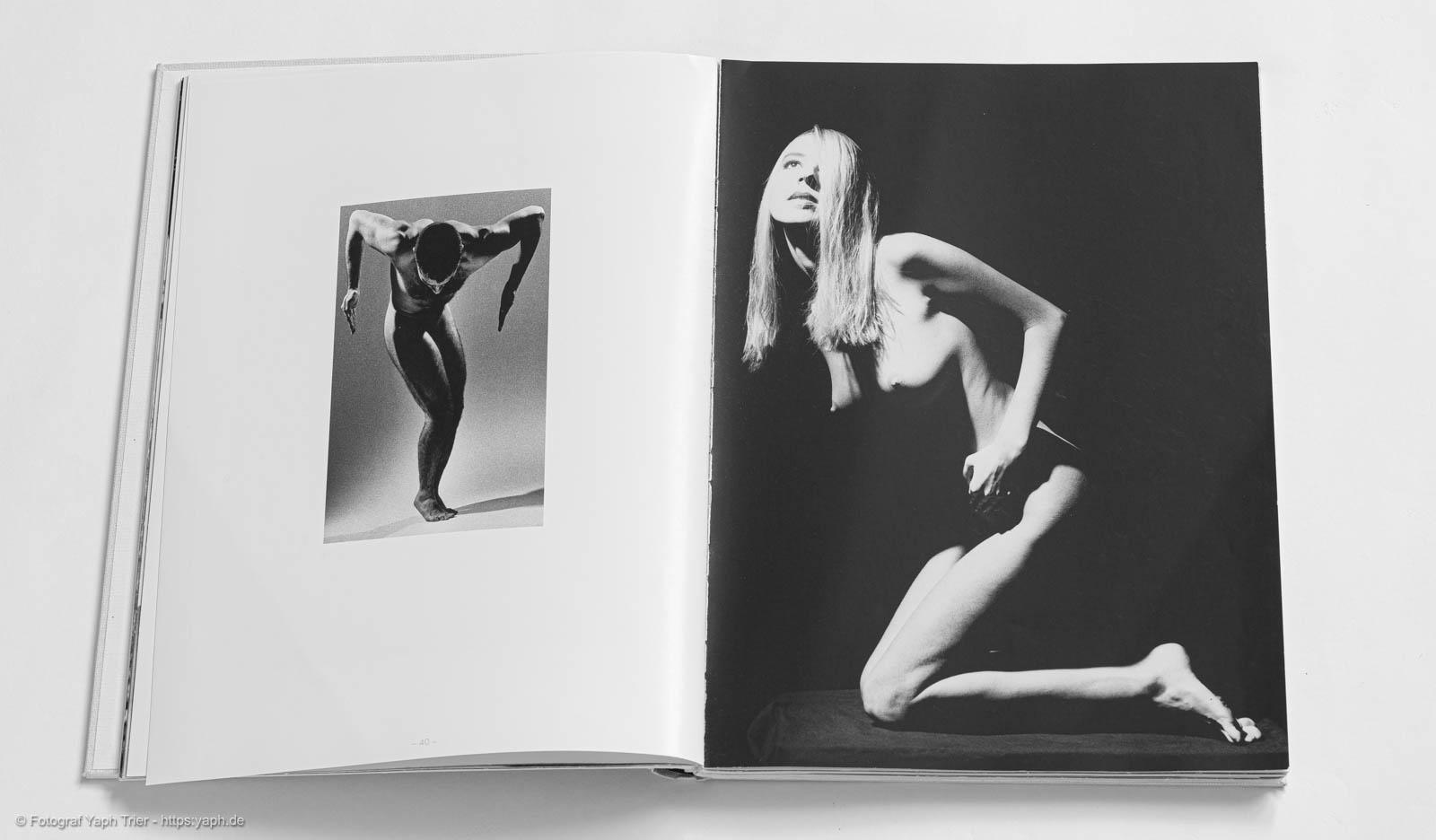 Bildband Portraits von Menschen in Schwarz-Weiss von Fotograf Yousef A.P. Hakimi ISBN: 3-929405-03-2
