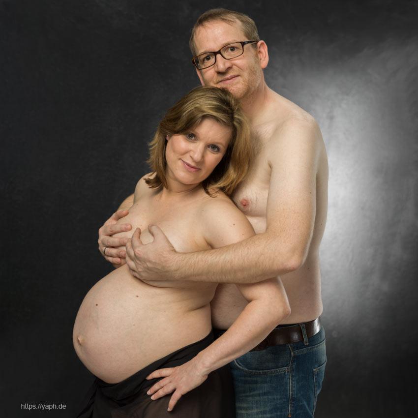 Babybauch Fotos Trier Yaph auf dem Petrisberg in Trier