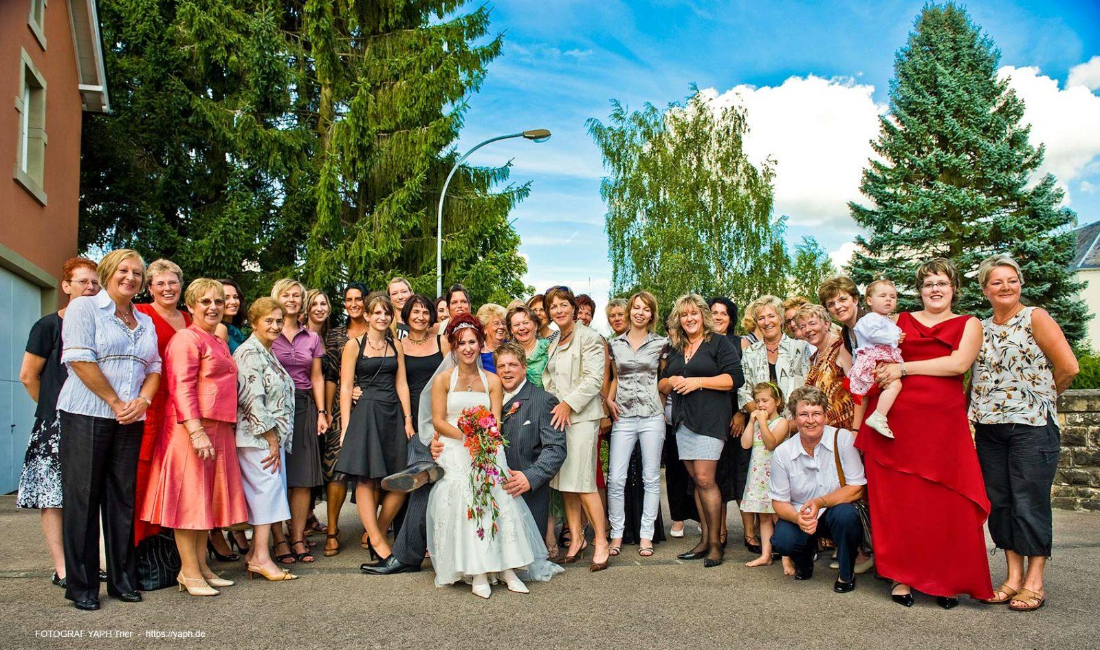Hochzeitsfotograf und Hochzeitsfotografin Trier - Yaph