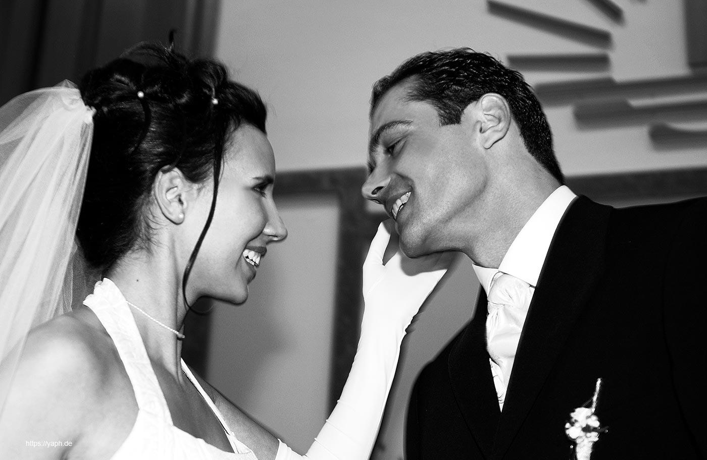 Hochzeitsfotografie Petra und Germain - Hochzzeitsfotograf Trier - Yaph