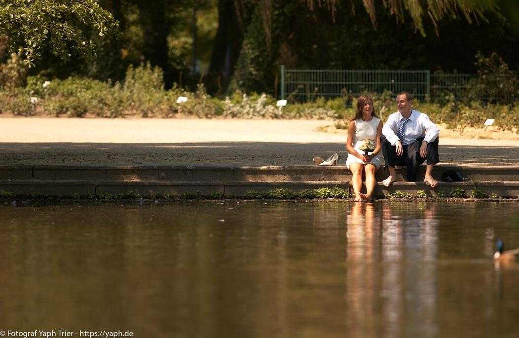Hochzeitsfotos Carolin und Thomas im Nells Park