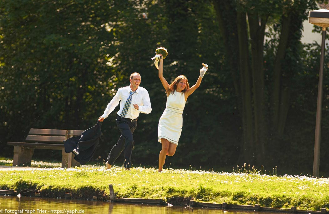 Hochzeitsfotografie Carolin und Thomas