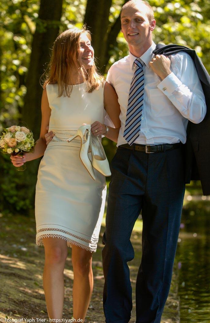 Hochzeitsfotos Carolin und Thomas bei Hochzeitsfotograf Trier - Yaph