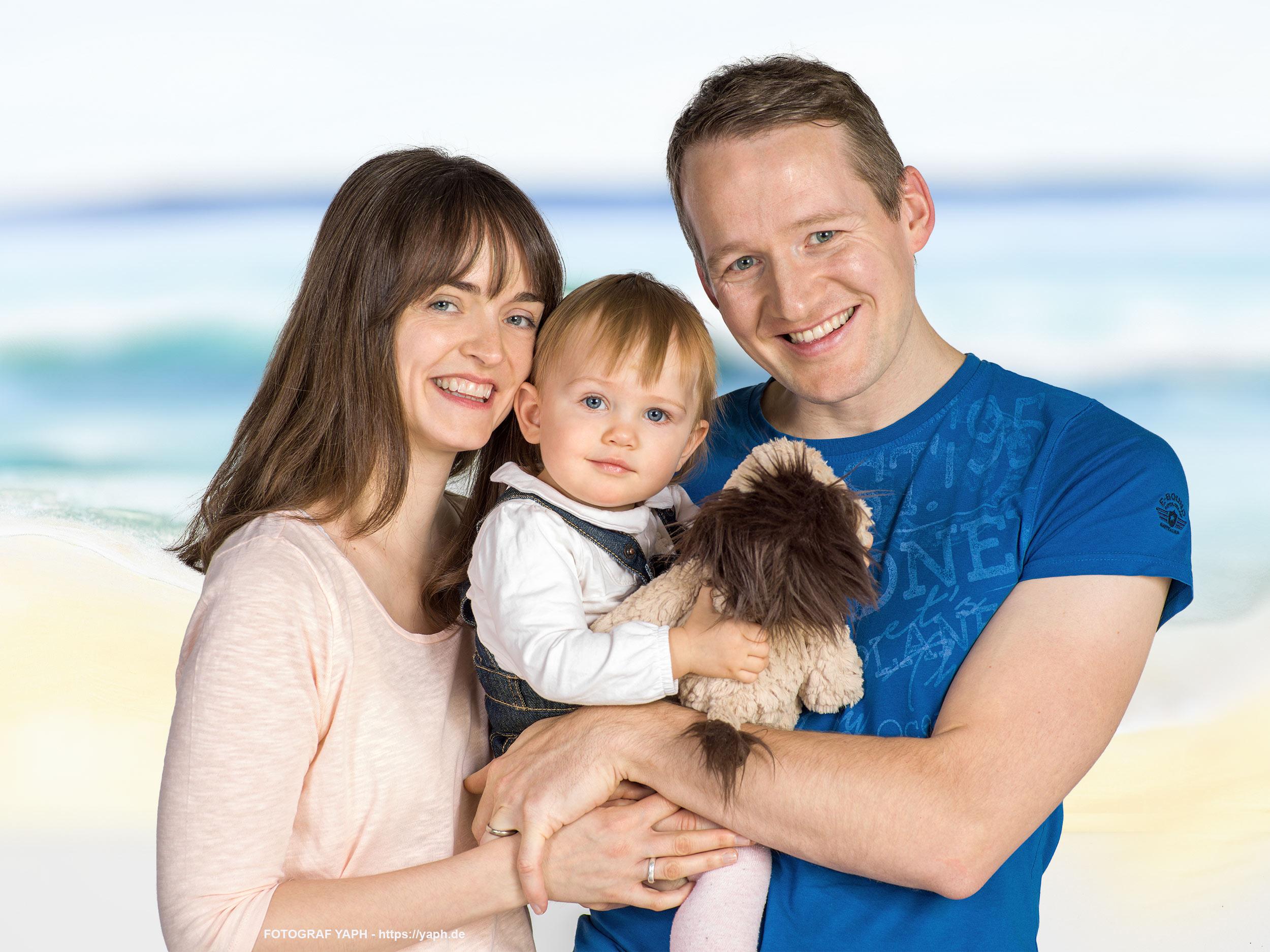 Familienfotos von Leonie bei Fotograf Yaph