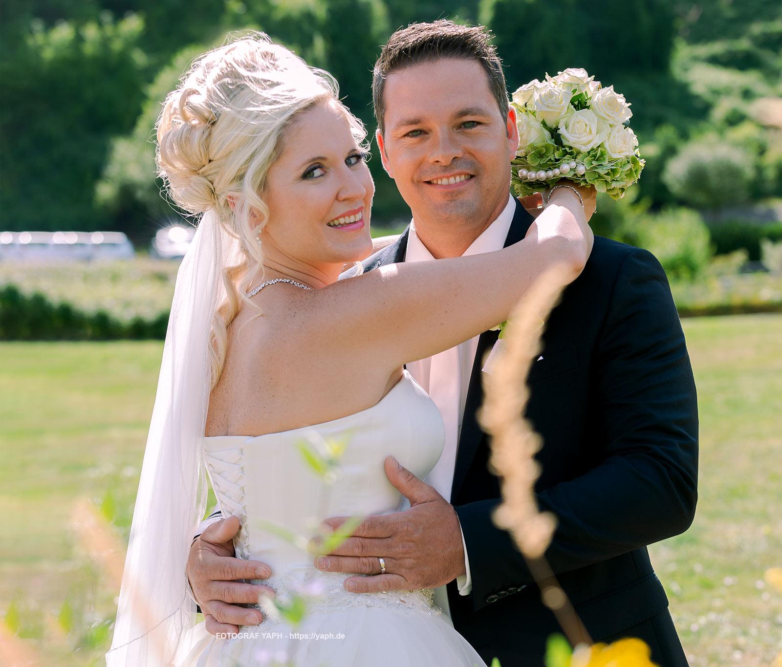 Hochzeitsfotografie Yaph und Claudia Gabriele in Trier -Fotograf für Hochzeit von Nadine und Jörg