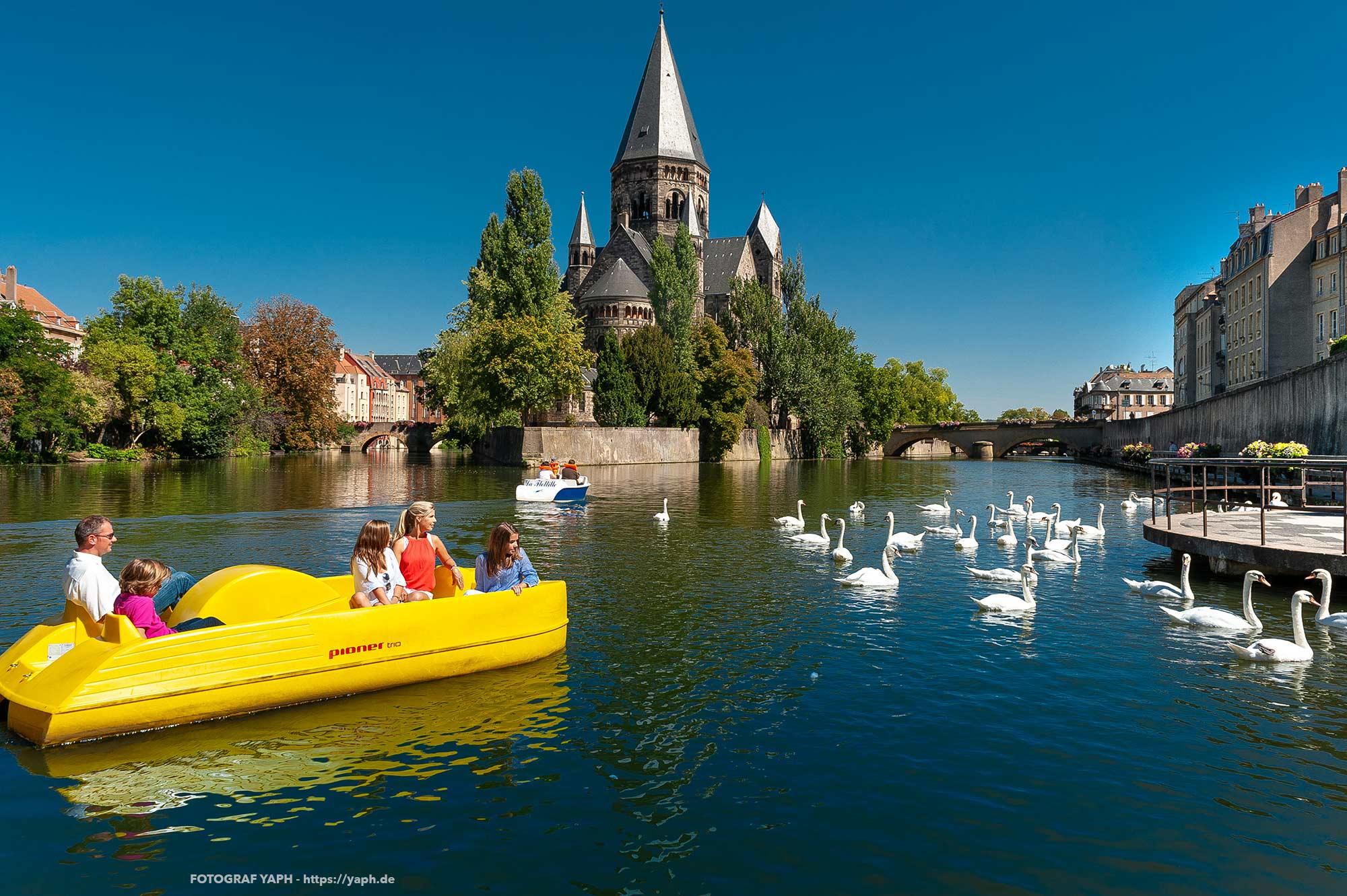 Fotoreportage Streetfotografie Stadt Metz - Fotograf Trier - Yaph 31
