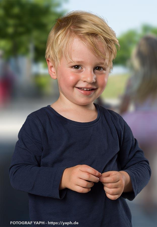 Kinderporträt Fotoshooting - Fotograf Trier - Yaph - mobile