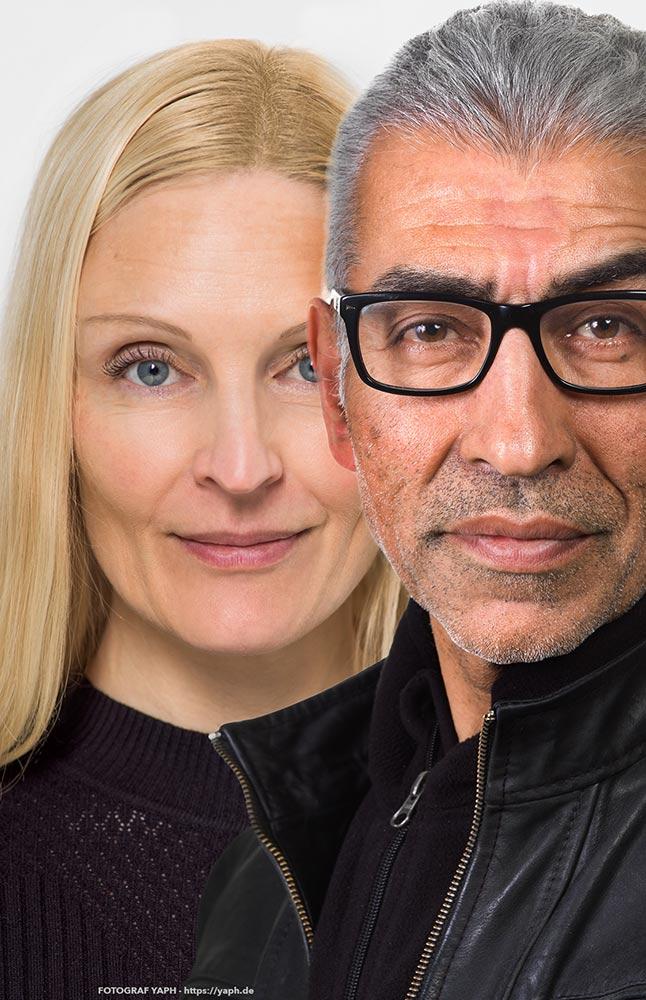 Claudia Gabriele und Yaph - Fotograf Trier - das Fototeam