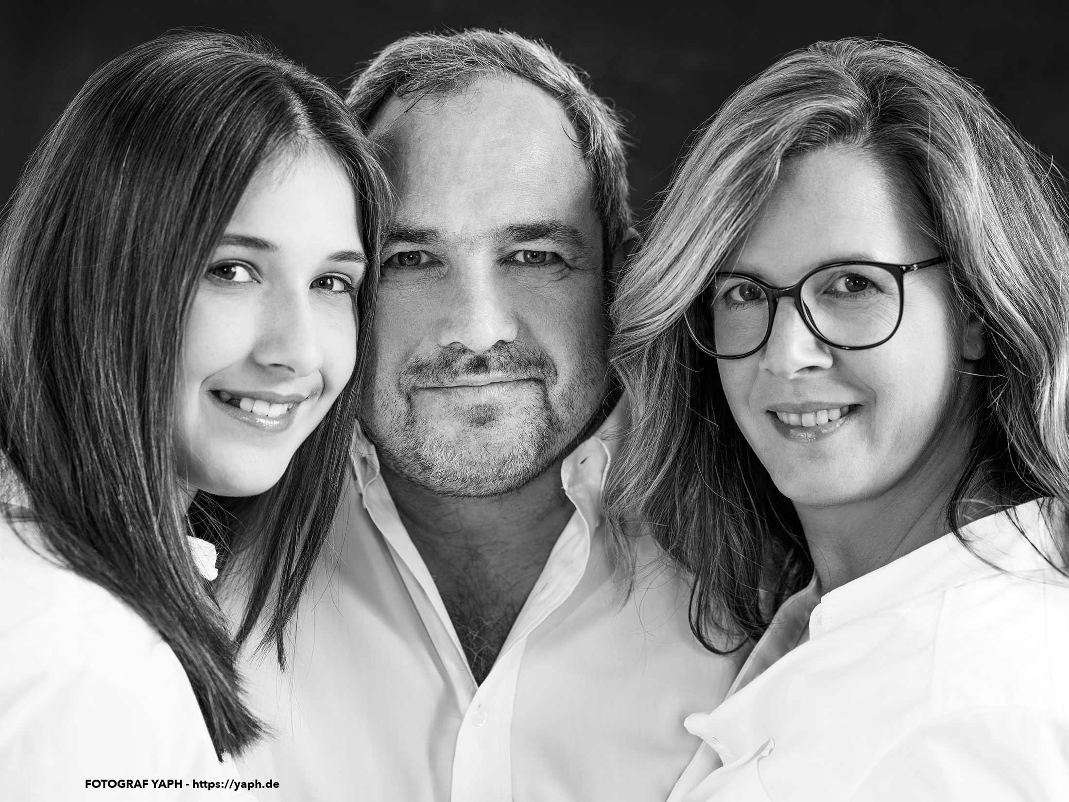 Familienfotos und Familien Fotoshooting und Portraits bei Fotografie Trier - Yaph