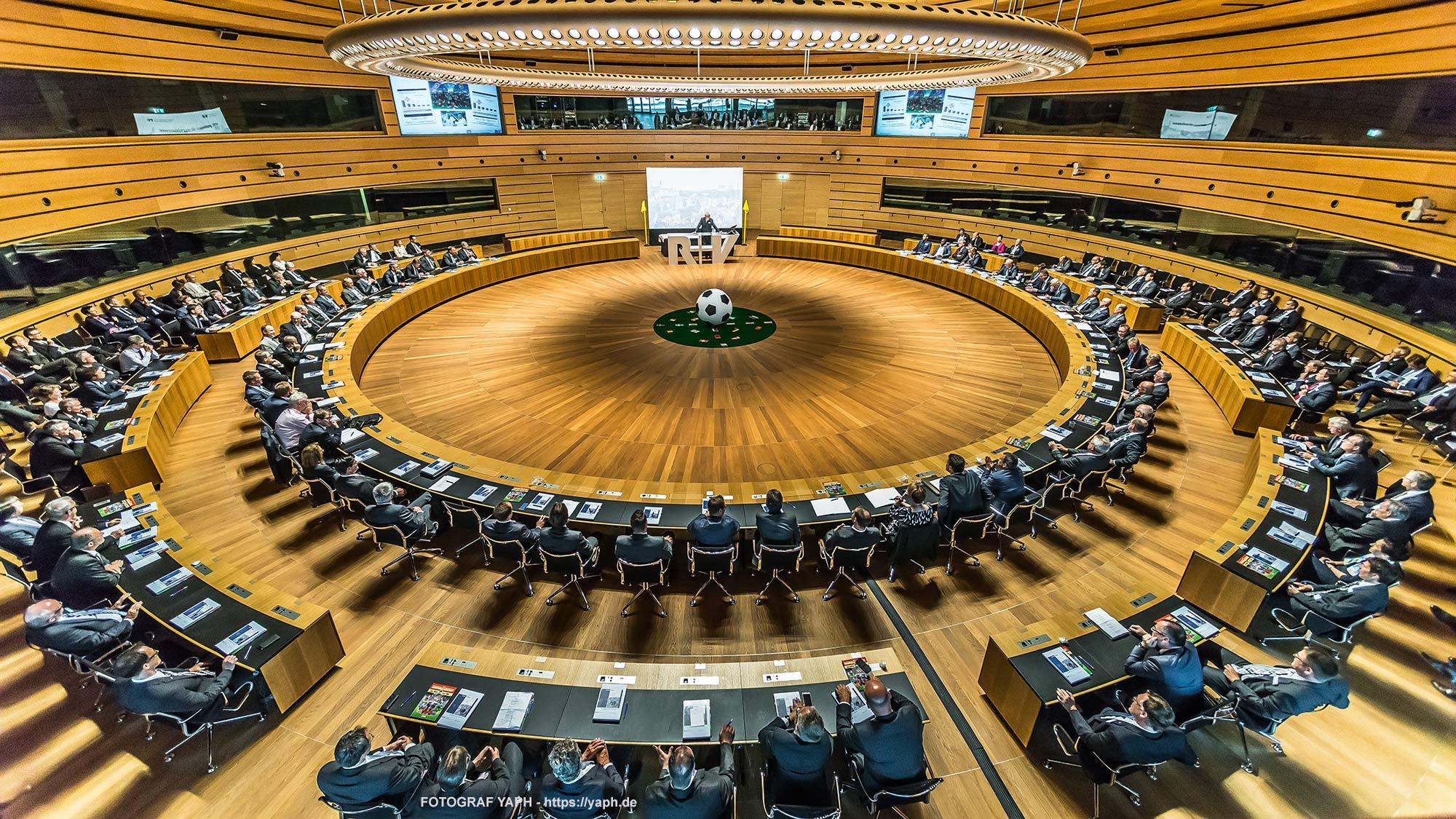 Luxembourg Congres Center - Eventfotograf Trier Yaph