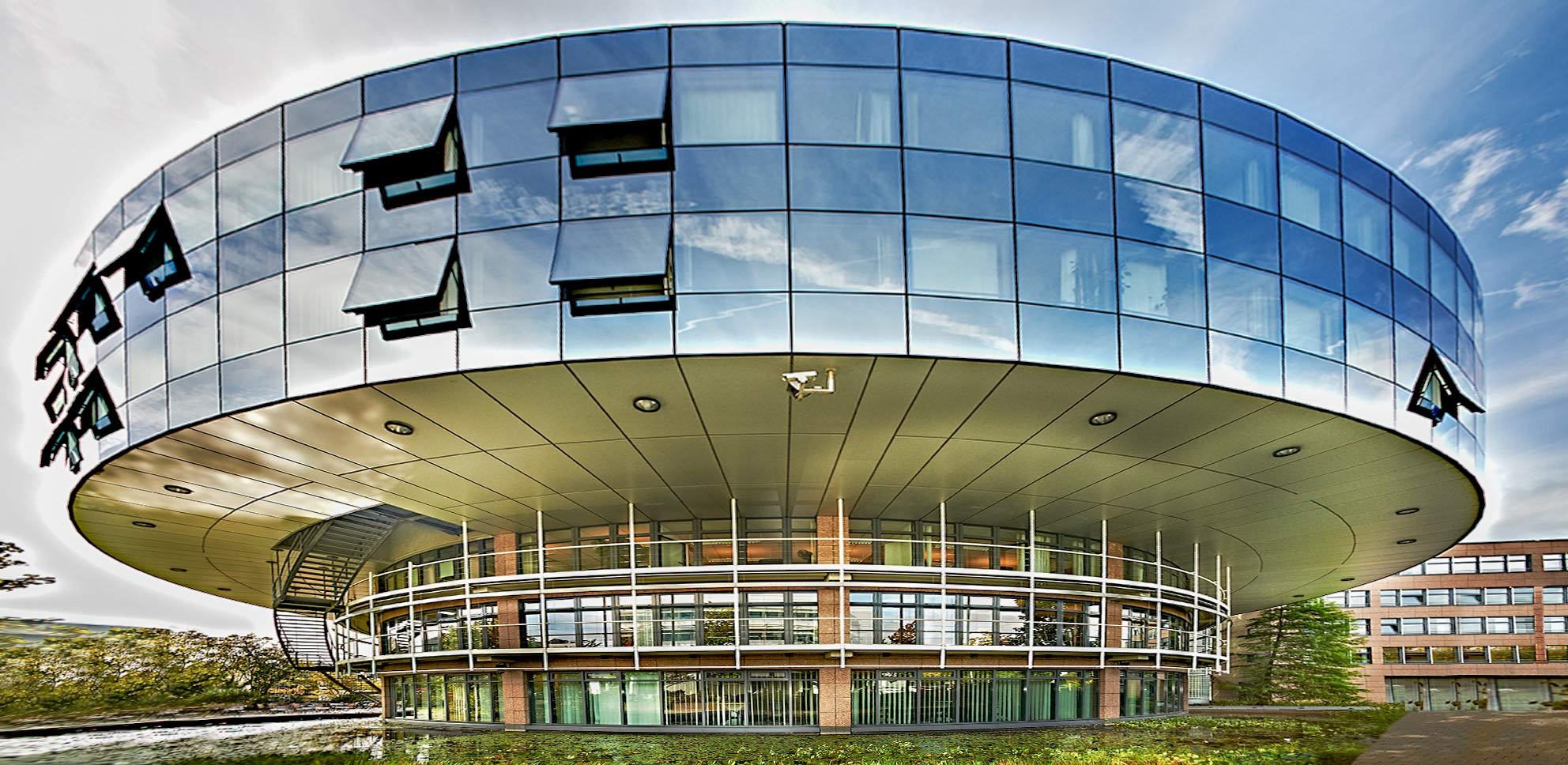 Architekturfotografie Yaph - dzpb - Rotund Luxemburg