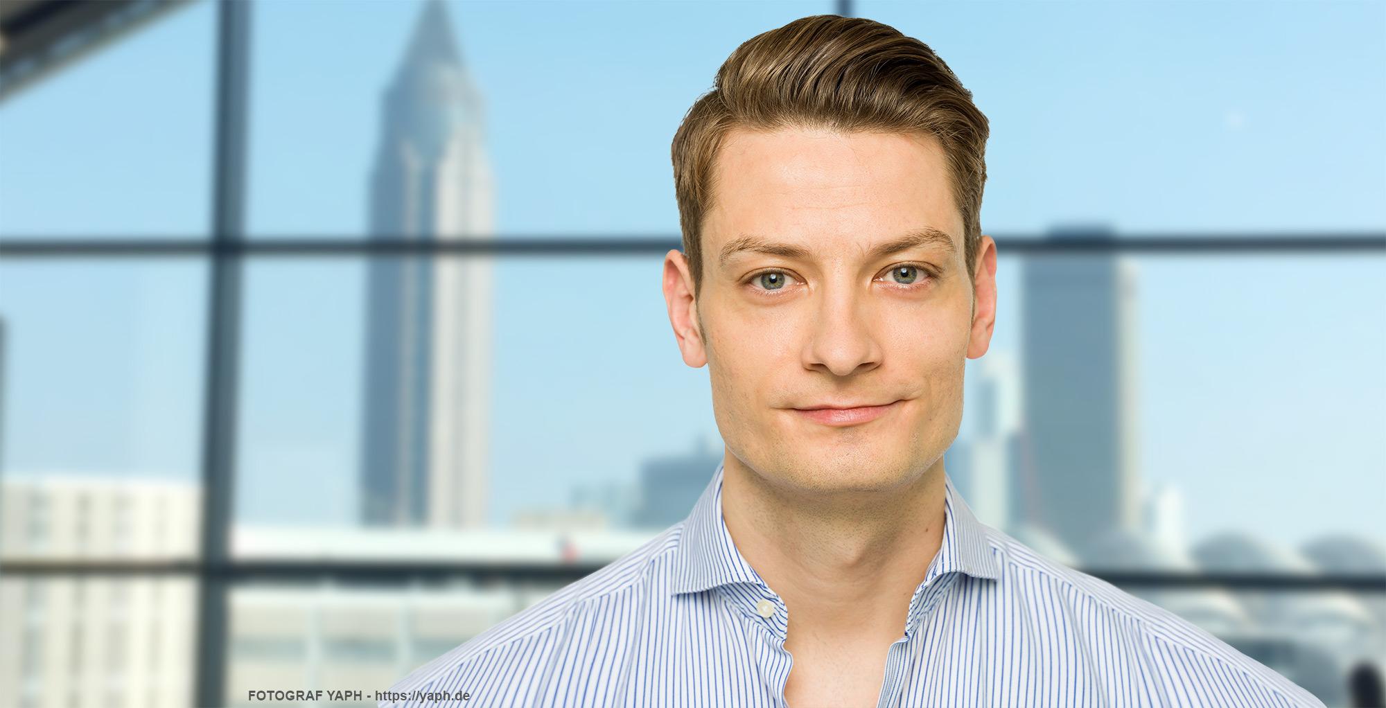Business Portrait und Bewerbungsfoto Trier - Markus - Fotograf Yaph