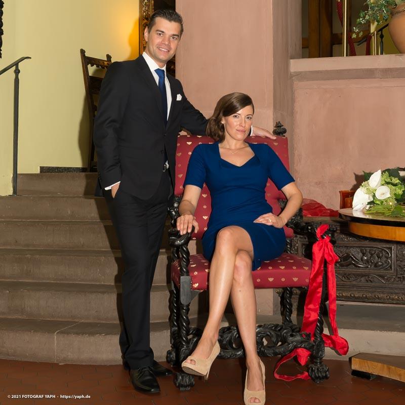 Fotograf Hochzeit und standesamtliche Trauung Trier - Yaph
