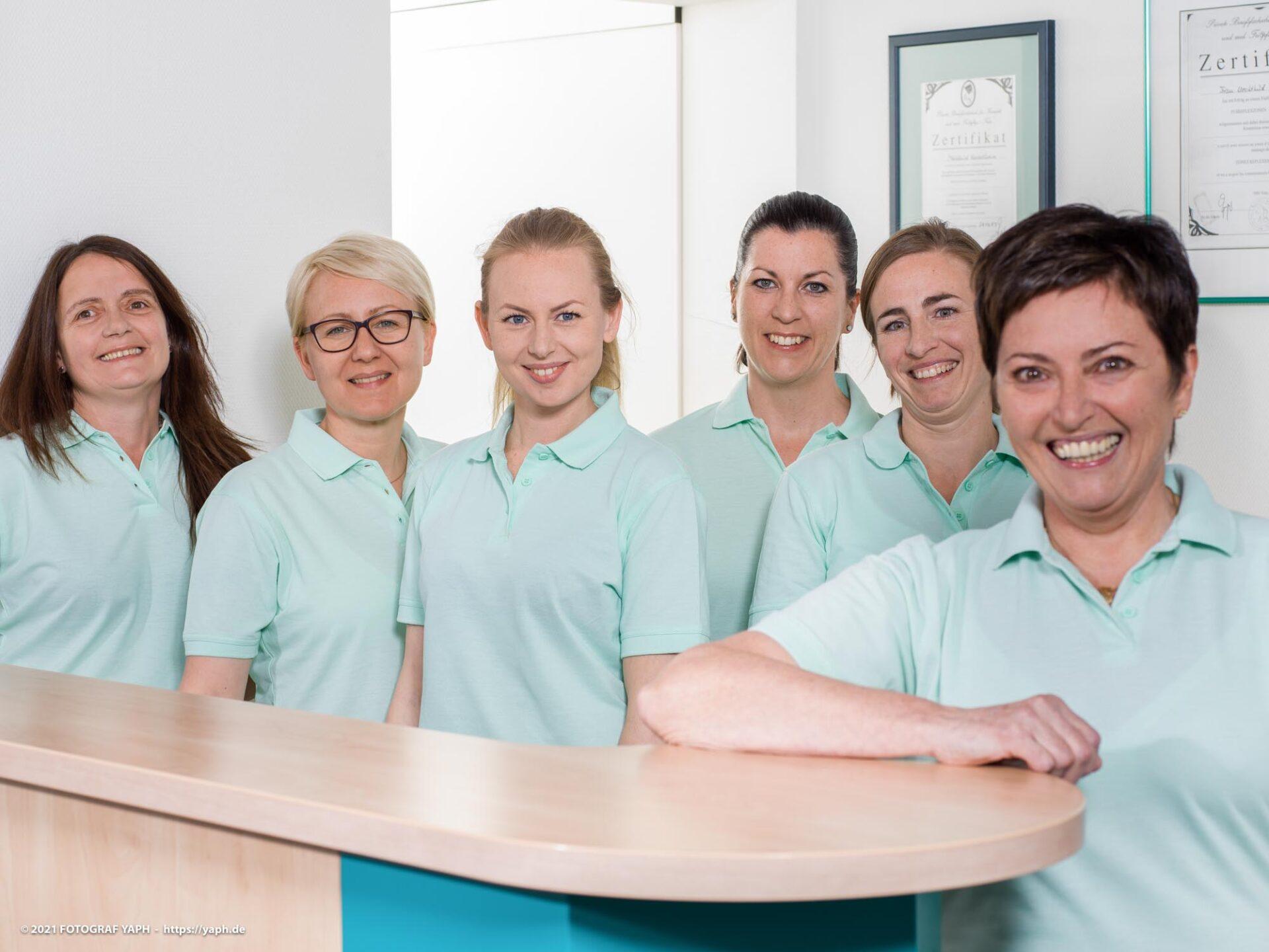 Business Fotos für podologische Praxis Kesselheim