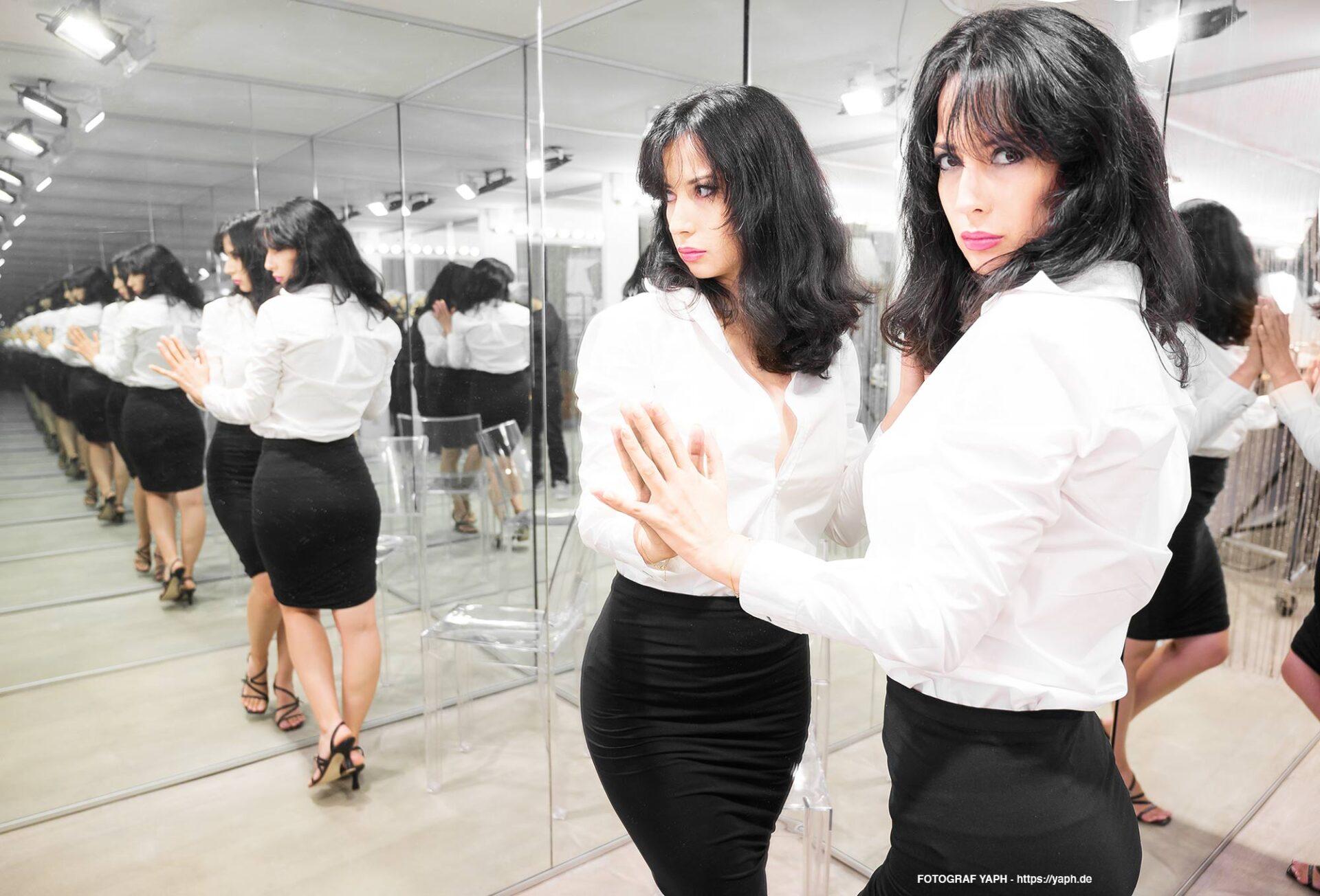 Beauty Portrait Fotoshooting für Maria - Fotograf Trier - Yaph