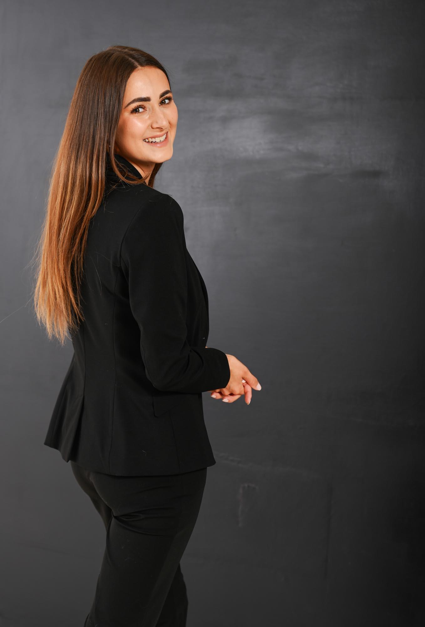 Business Portrait Trier - Jasmin - Yaph