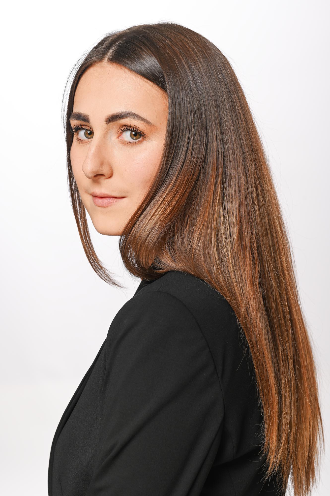 Bewerbungsfotos Trier und Business Portrait - Jasmin - Yaph