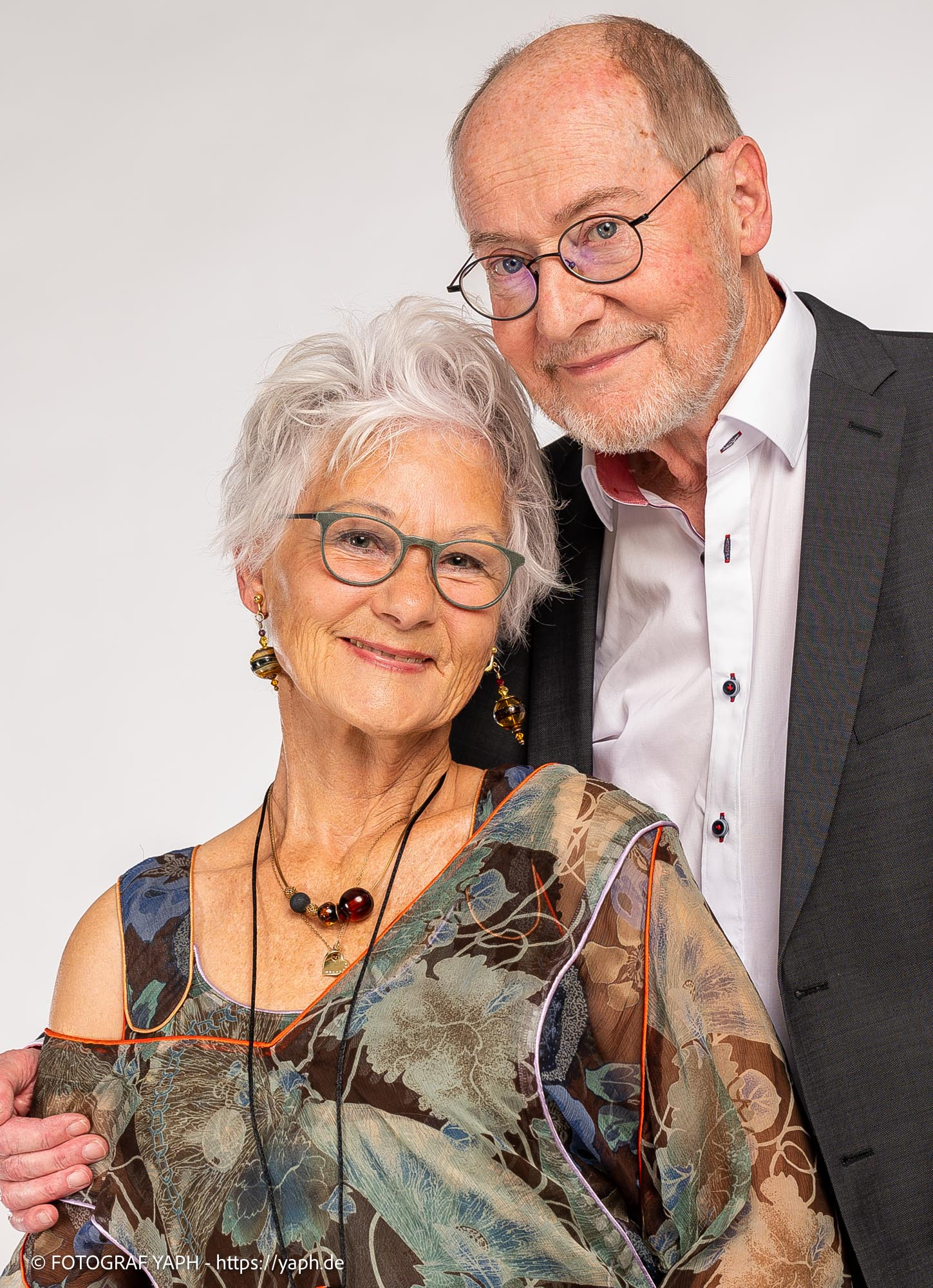Porträtfotos und Paar Fotoshooting Sybille & Dieter