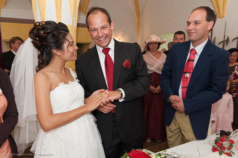 Bilder vom glücklichsten Moment im Leben als Fotomotiv bei der Hochzeitsfotografie