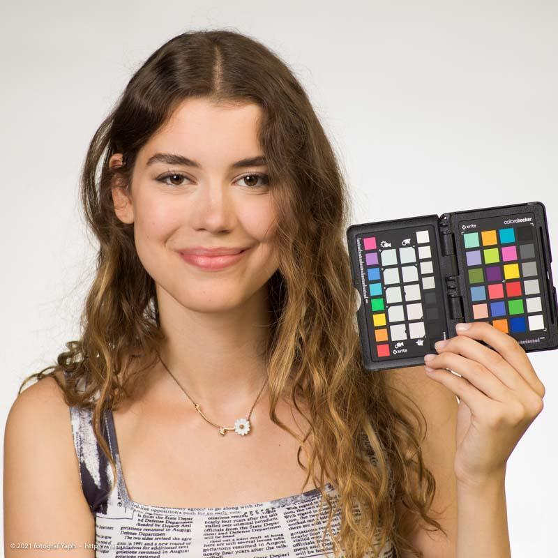 Beauty Portrait Fotoshooting Chiara bei Fotograf Yaph