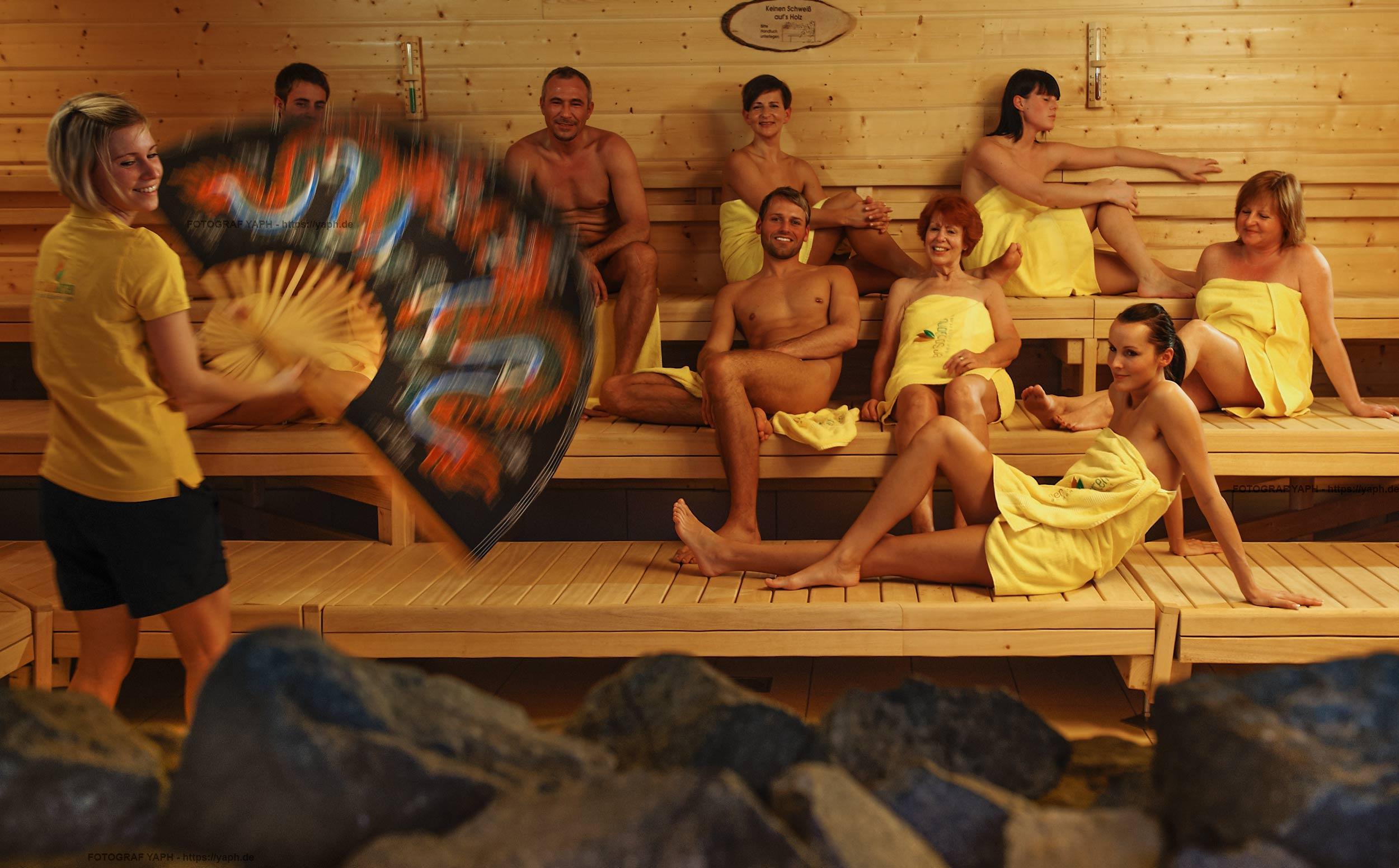 Werbefotografie für das Bad Trier Kaiserthermen