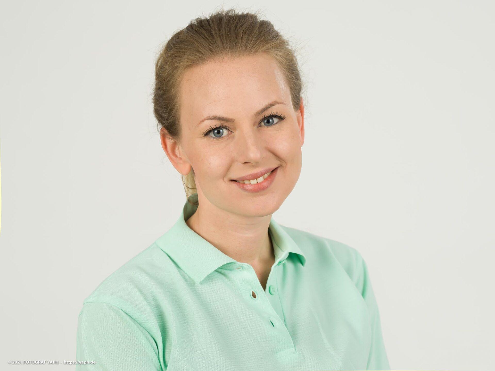 Mitarbeiterportraits und Business Portraits Praxis Kesselheim bei Fotograf Bewerbungsfotos Trier - Yaph
